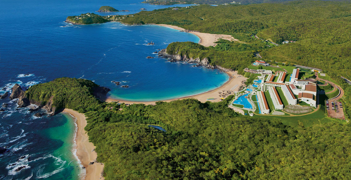 Huatulco playa